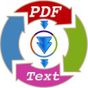 PDF to Text Super icon