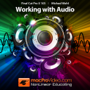 MPVs Final Cut Pro X- Working With Audio icon