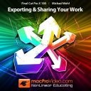 MPVs Final Cut Pro X- Exporting and Sharing Your Work icon