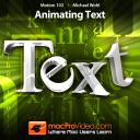 MPVs Motion103 - Animating Text icon