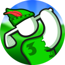 Super Stickman Golf 3 icon