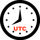 UTC Clock icon
