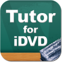 Tutor for iDVD icon
