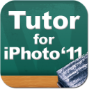 Tutor for iPhoto 11 icon