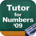 Tutor for Numbers 09 icon