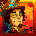 Dr. Calgorys Lab a 3D steampunk puzzle adventure game icon