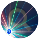 Laserlight icon