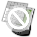 Palm Desktop Support icon
