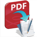 PDF to Text Converter Expert icon