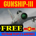 Gunship III - Combat Flight Simulator - VPAF_FREE icon