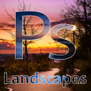 Learn Photoshop Landscapes edition Free icon