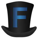 TopHat Folders Menu icon