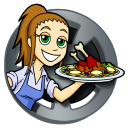 Cooking Dash - DinerTown Studios icon