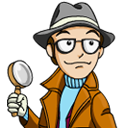 DinerTown Detective Agency icon