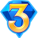 Bejeweled 3 icon