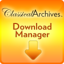 ClassicalArchivesDownloadManager icon