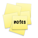 com.rickyprograms.Notes icon
