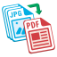 JPG to PDF Lite icon