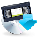 Easy VHS to DVD Capture icon
