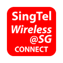 WirelessSG SingTel icon