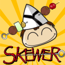 SKEWER free icon