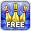 Gutterball - Golden Pin Bowling FREE icon