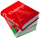 Chambers English Dictionary and Thesaurus icon