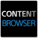 Content Browser icon