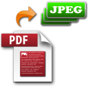 Super PDF to JPEG Converter icon