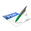 PDFSign icon
