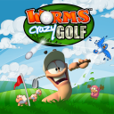 Worms Crazy Golf icon