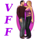 Virtual Friend Finder icon