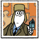 Nelson Tethers: Puzzle Agent icon
