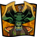 Tales of Monkey Island - Chapter 5: Rise of the Pirate God icon