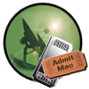 ADmitMac Network Utility icon