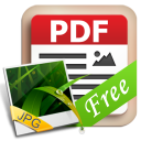 Any Free PDF to JPG Converter icon