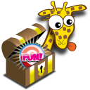Giraffes Matching Zoo Deluxe icon