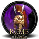 Rome Total War Alexander icon
