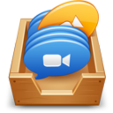 Chat Transcript Manager icon