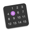 Quick View Calendar icon