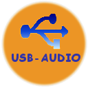 USBAudioControlApp icon