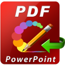 PDF to PowerPoint icon