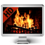 Fireplace Live HD icon