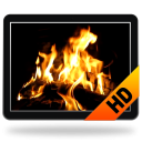 Fireplace Screensaver  Wallpaper icon
