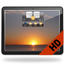 Living Weather HD free icon