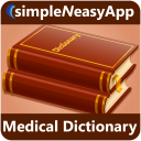 Medical Dictionary - A simpleNeasyApp by WAGmob icon