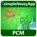 Physics Chemistry and Math - A simpleNeasyApp by WAGmob icon