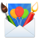 Greeting Card Maker icon