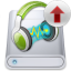 Remove Wondershare AllMyMusic icon
