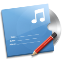 Wondershare TidyMyMusic icon